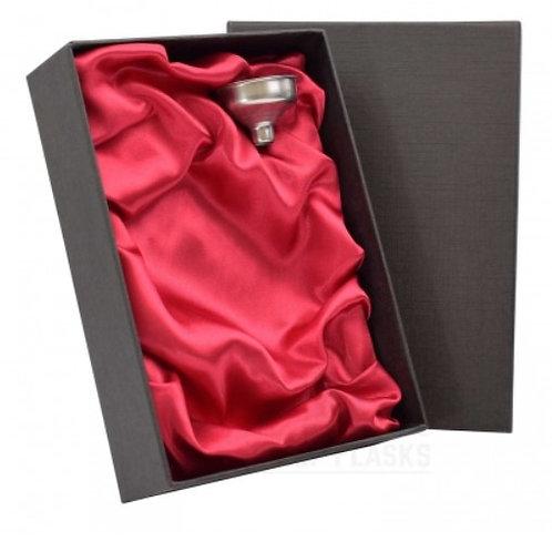 Hip Flasks - 6oz - Gift Boxes