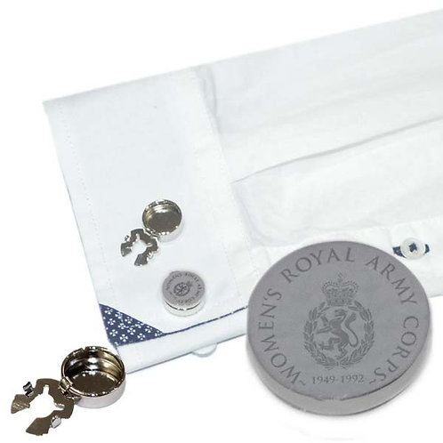 Button Covers - WRAC (Dates)