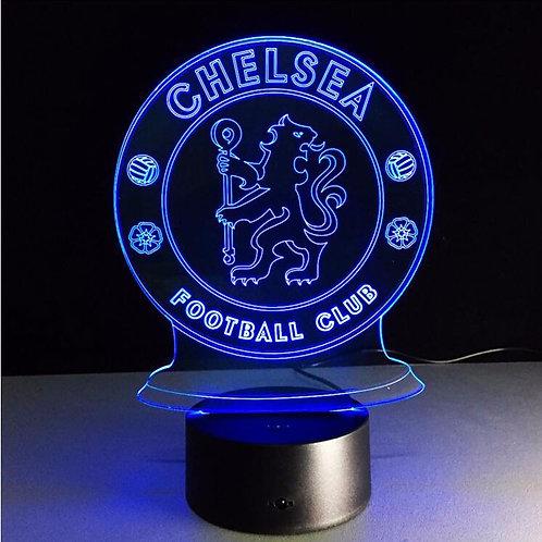 3D LED Light - Chelsea