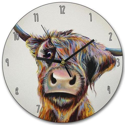 Clocks - A BAD HAIR DAY AB01L