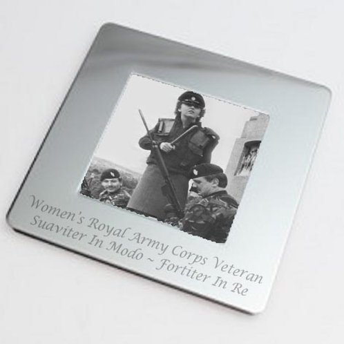 Engraved Fridge Magnet WRAC