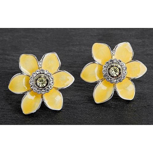 Equilibrium - Daffodil Earrings