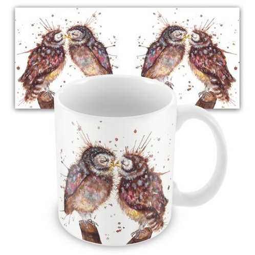 Ceramic Mugs -  SPLATTER LOVED UP KW62M