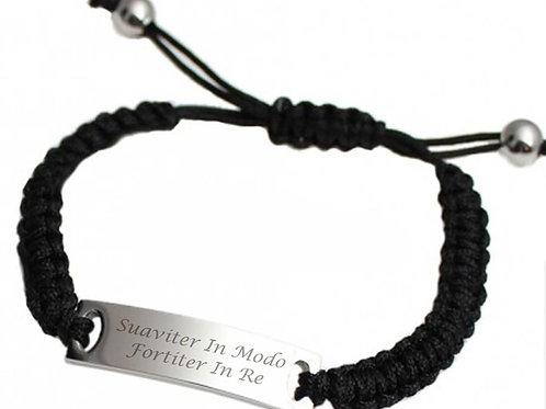 Demeter Bracelet - Corps Motto