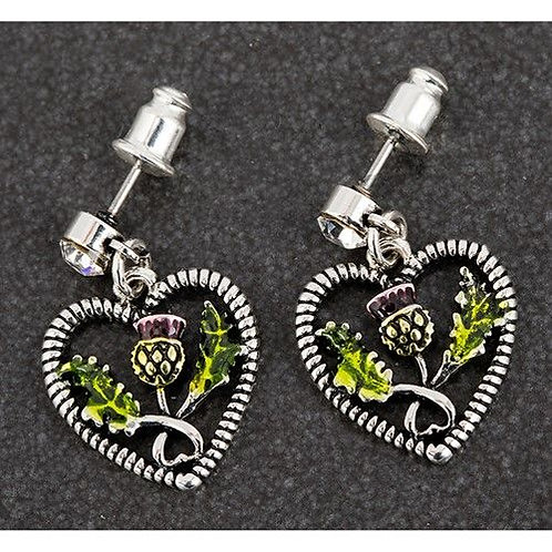Equilibrium - Thistle Earings