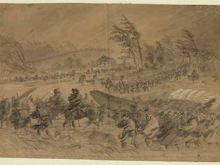 Mud and Graybacks - 125th Pennsylvania Infantry and the 'Mud March'