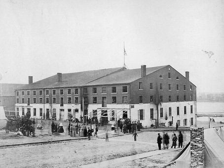 "A ""Wildcat"" in Libby Prison - Letters from Stephen Sartwell's POW Experience"