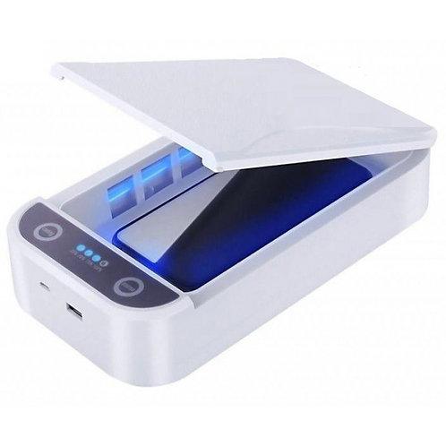 Φορητός Αποστειρωτής UV για Κινητά και μικροαντικείμενα
