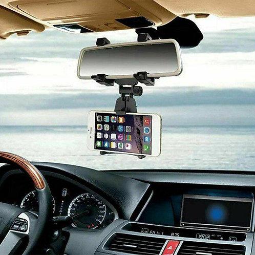 Βάση Στήριξης Κινητού για τον Καθρέφτη του Αυτοκινήτου