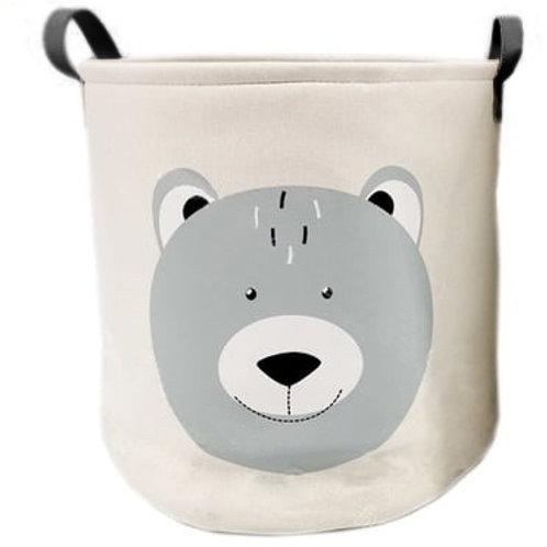 Παιδικό υφασμάτινο καλάθι για παιχνίδια ή ρούχα
