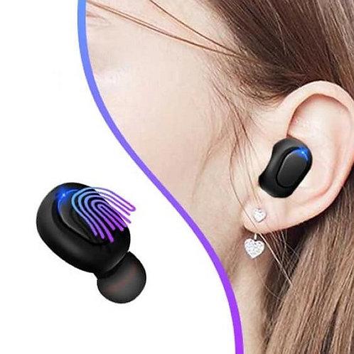 Bluetooth Ασύρματα Ακουστικά TWS-Y33 με κουμπί αφής