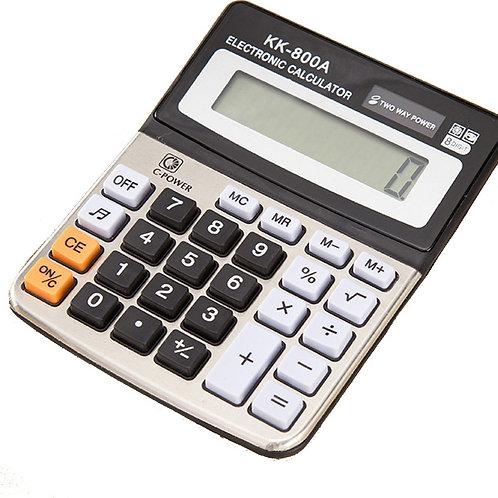 Αριθμομηχανή KK800A, 8 ψηφίων