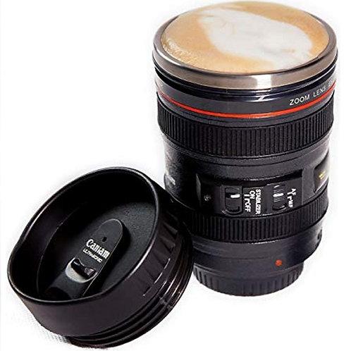 Κούπα σε σχήμα Φακού Φωτογραφικής Μηχανής