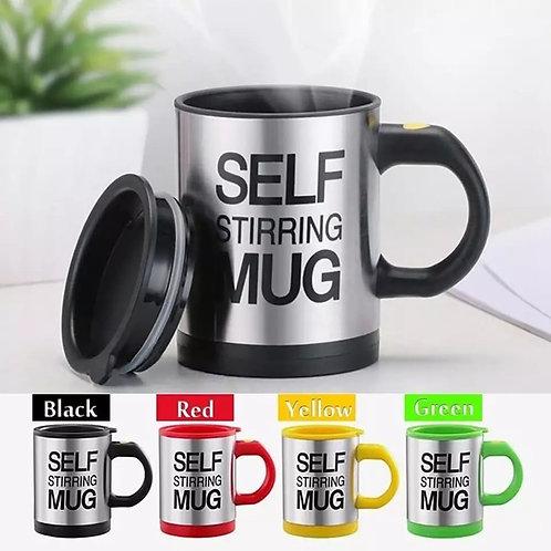 Κούπα που ανακατεύει τον καφέ μόνη της (350 ml)