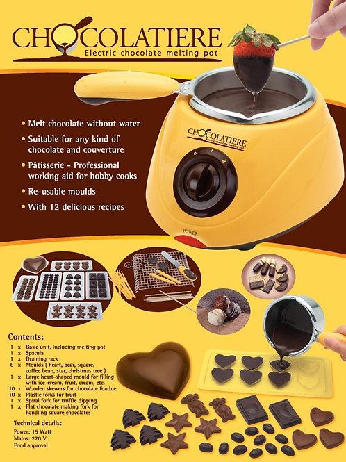 Ηλεκτρική Σοκολατιέρα Chocolatiere