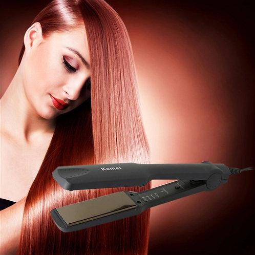 Ισιωτική Μαλλιών Με Κεραμικές Πλάκες 40W KEMEI KM–329