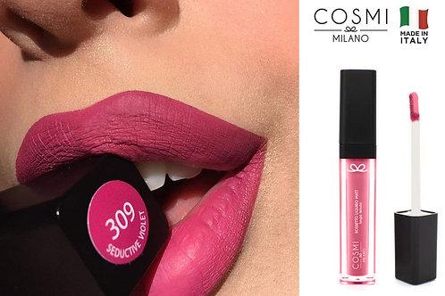 Lip Gloss με ματ φινίρισμα και Βιταμίνη Ε