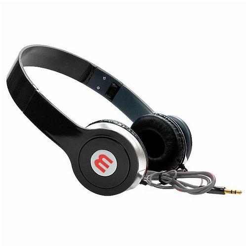 Ενσύρματα Πτυσσόμενα Ακουστικά Κεφαλής D26