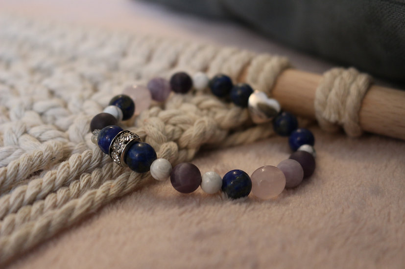 Bracelet - Calme et Relaxation