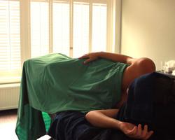 Prenatal Massage: Sidelying