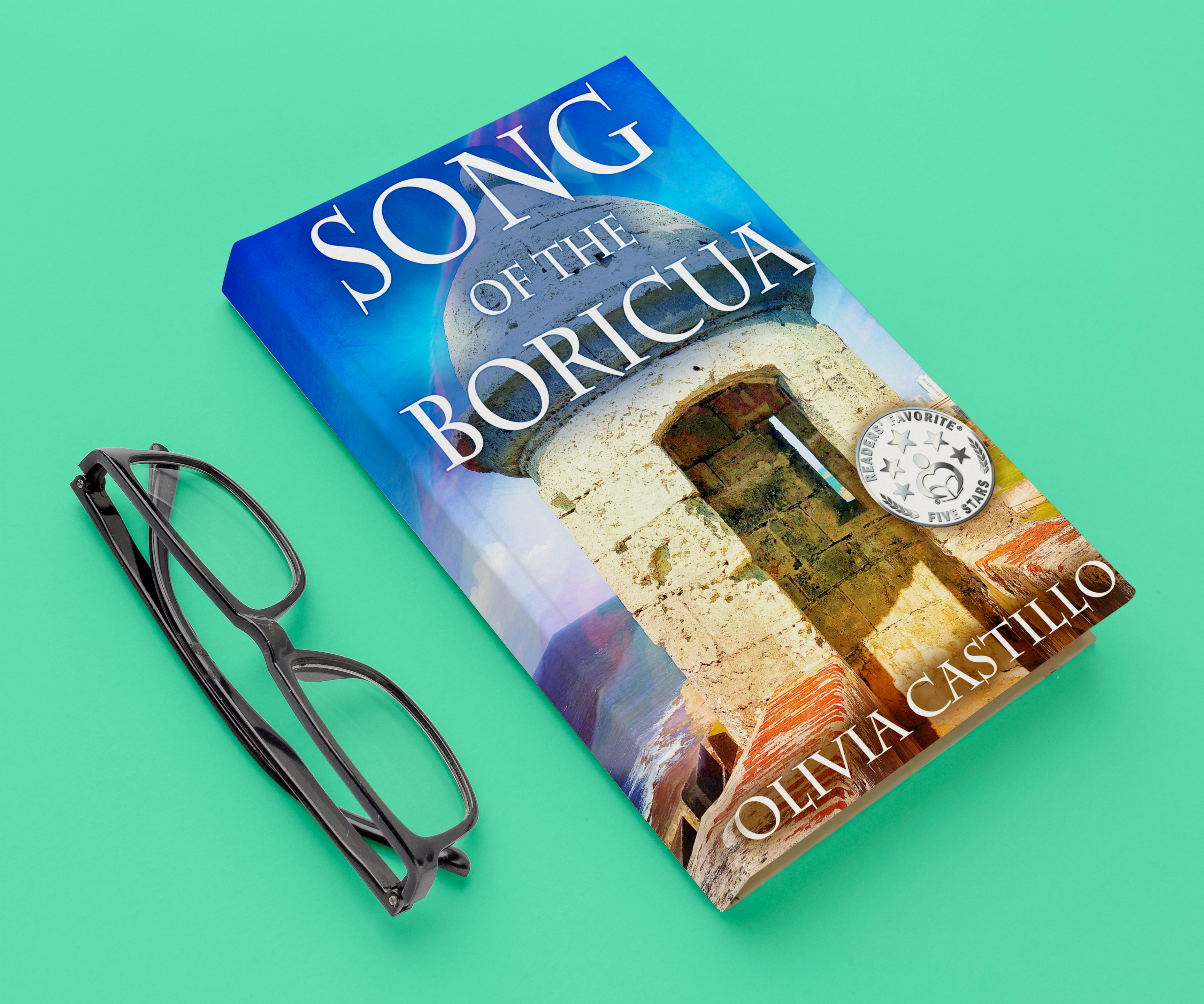 Song of the Boricua version 2_Book_Cover_for