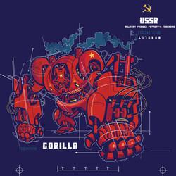 Cold War Gorilla