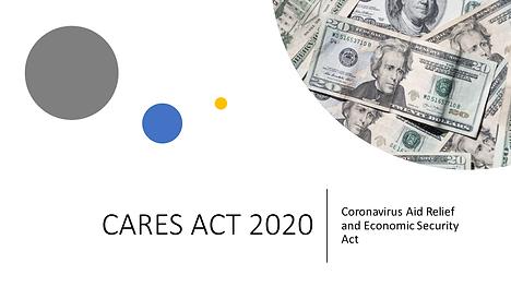CARES ACT 2020 miami and broward real es