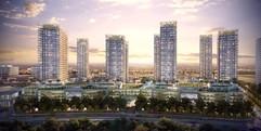 Residential Towers Metropica