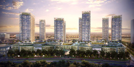 Residential Towers Metropica