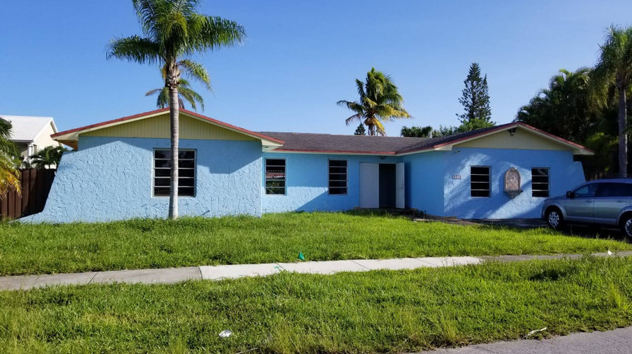 bank owned home cutler bay
