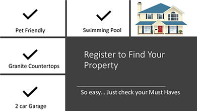 Register to Find Your Property
