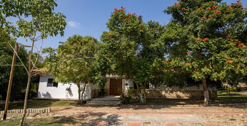 huésped o en leyes casa en Bolivar Cartagena