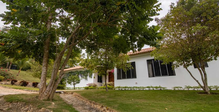Vista lateral de casa en venta en Cartagena