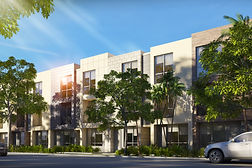 Townhomes Aventura village miami and bro