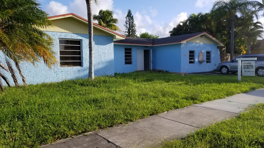 bank owned home in cutler bay