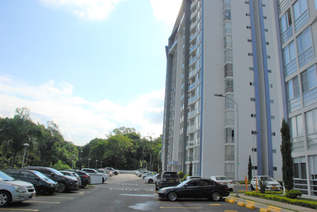 Residential Tower with Parking
