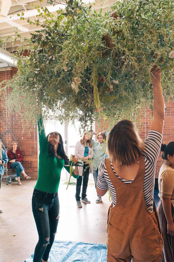 Sustainable Flowers Workshop