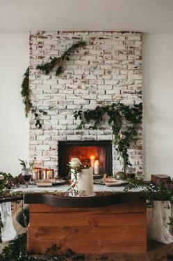 Intimate Reception Design