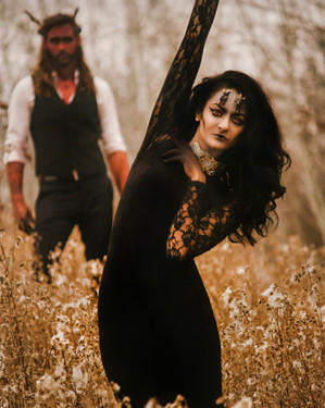 Lilith & Lucifer Shoot