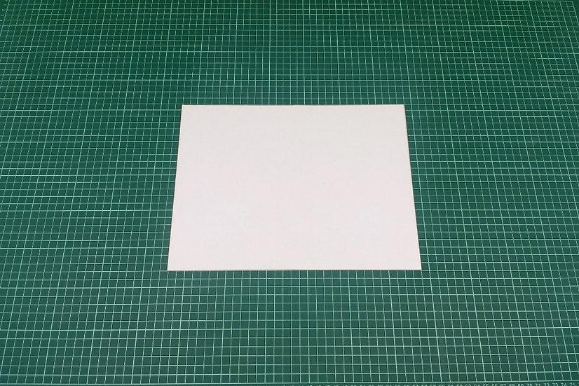 Board (bi-fold) 31x23,5cm