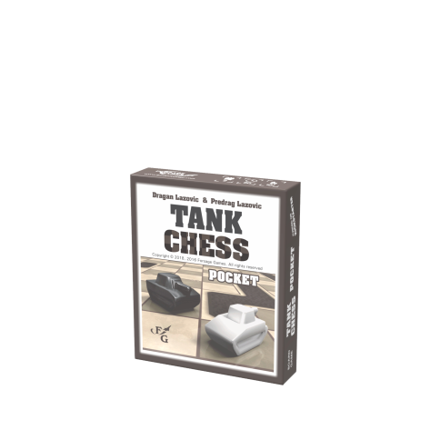 "Tank Chess - Pocket (with ""20×20"" board)"