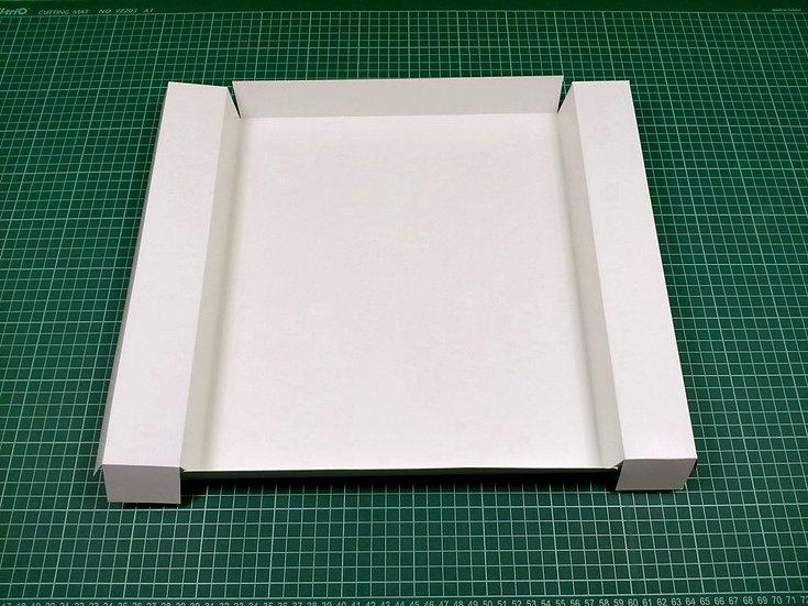 Box insert 40x34cm - h: 4cm