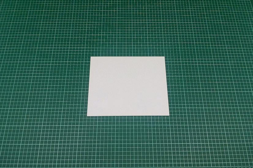 Board (panel) 23x19cm