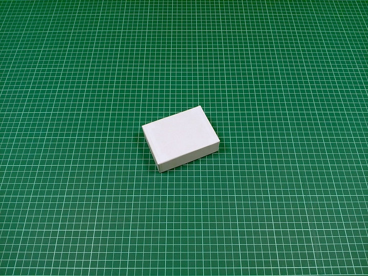 Box 10x7x3cm - hard cardboard