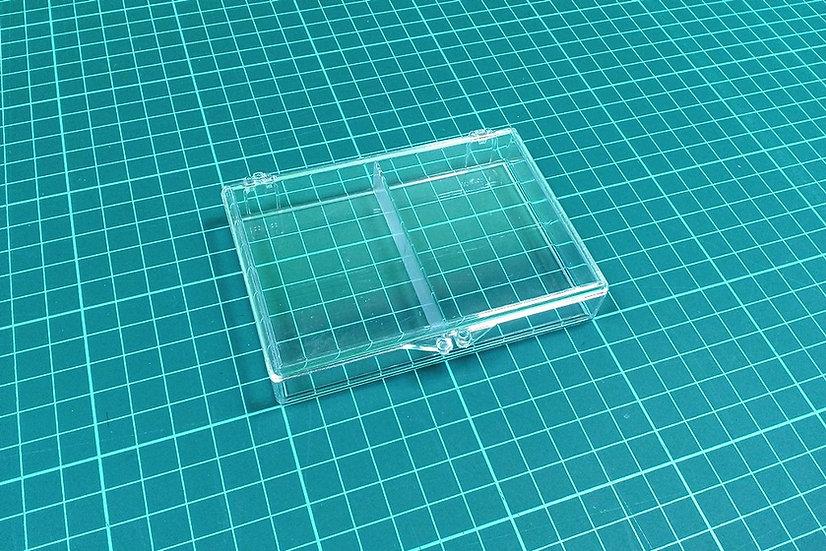 Plastic box 10x7x1,8cm