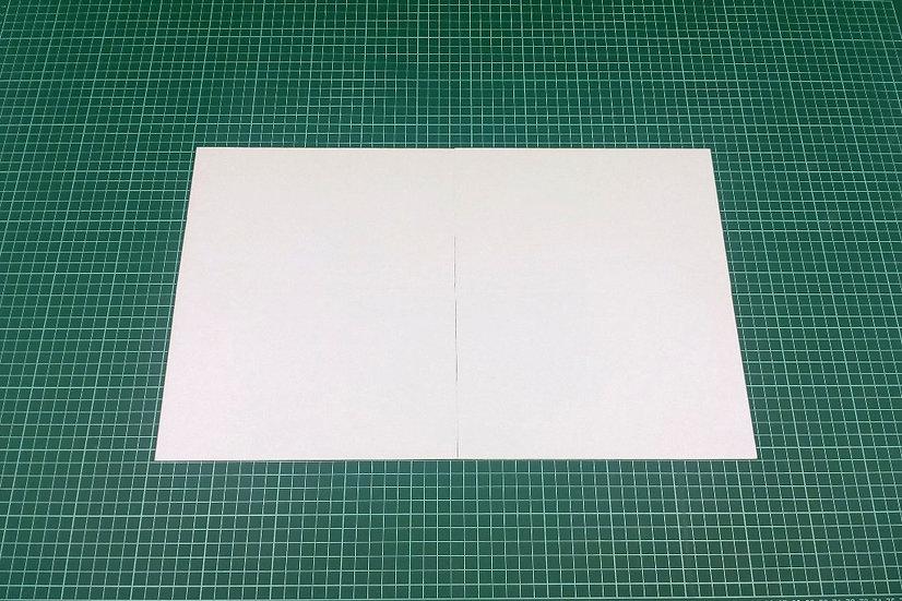 Board (quad-fold) 46x28cm