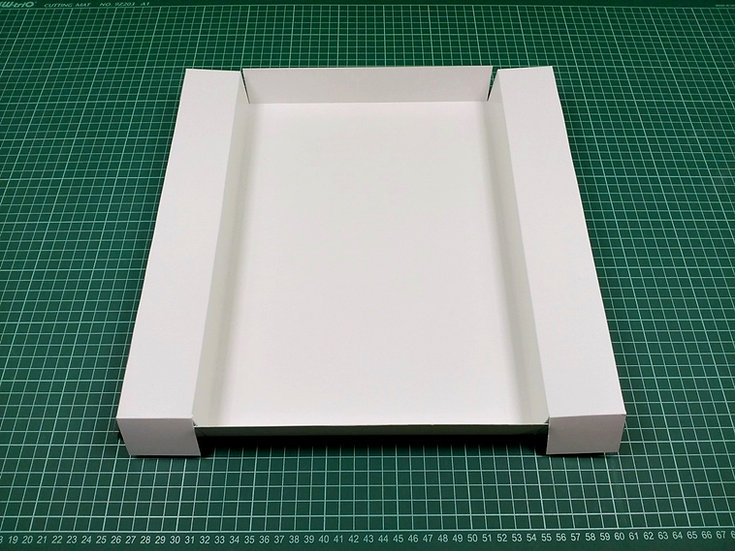 Box insert 34x34cm - h: 4cm