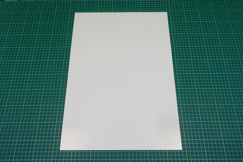 Thin board (tri-fold) 47x32cm