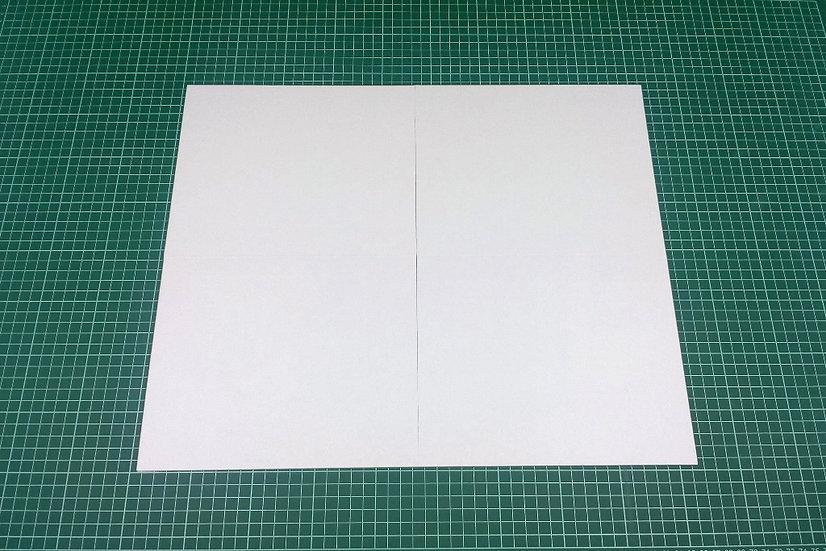 Board (quad-fold) 46x38cm