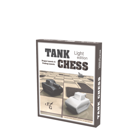 Tank Chess - Light edition